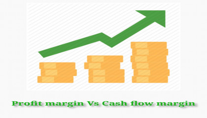 Profit Margin vs Cash flow Margin in Business.