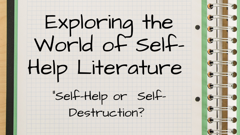 Exploring the World of Self-Help Literature