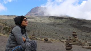 Summiting Mount Kilimanjaro: Lessons in Self-Leadership