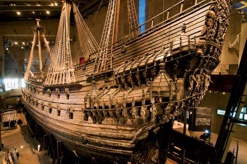 UX Lessons To Keep Your App From Sinking Like  The Vasa Ship