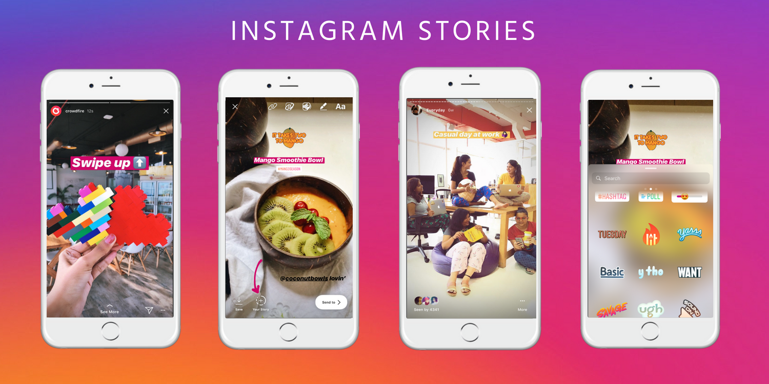How to effectively utilize Instagram stories