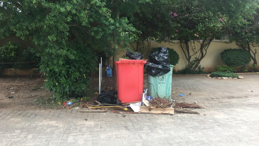 Maintain a Garbage free Home