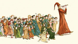The Modern Pied Pipers Of Hamelin: ''Masters Of None.''