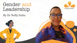 Gender and Leadership By Dr. Nelly Iteba - Chief Medical Officer at African Development Bank