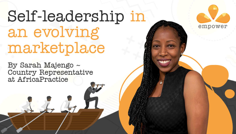 Self-leadership in an evolving marketplace