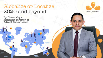Globalize or Localize: 2020 and beyond