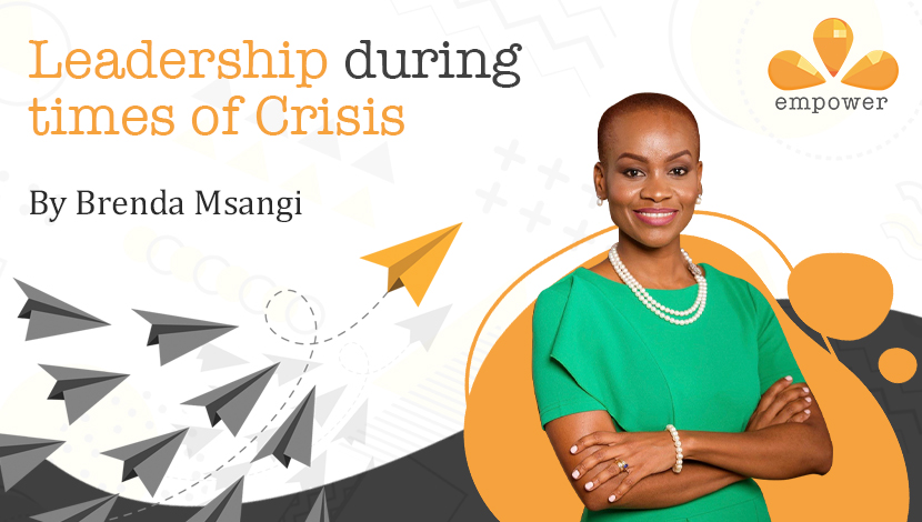 Leadership during times of Crisis