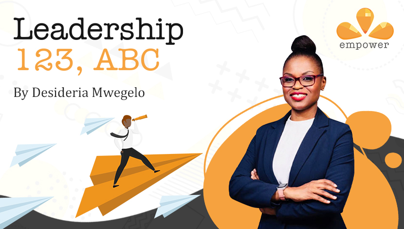 Leadership 123, ABC