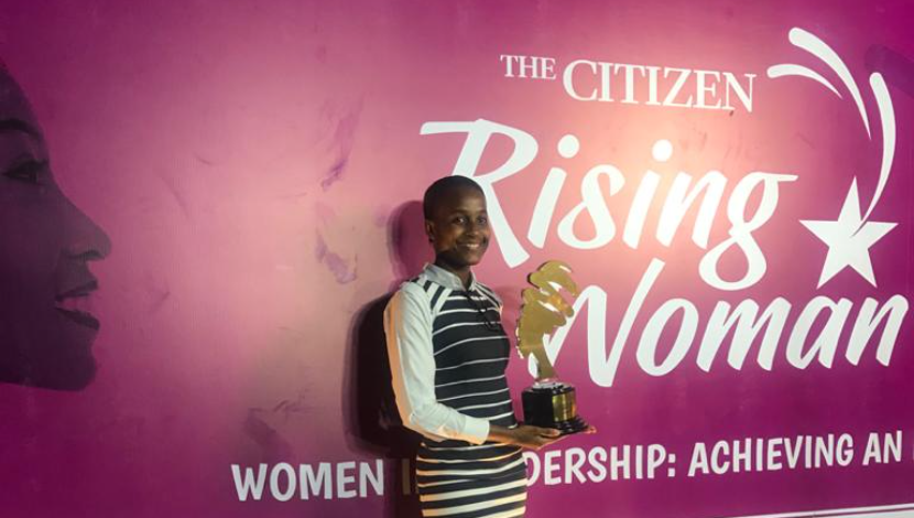 The Rising Woman Awards organised by The Citizen