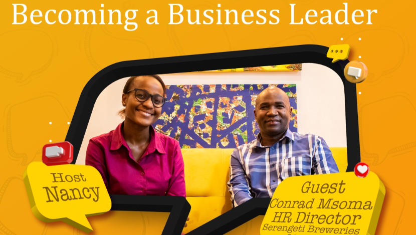 Becoming a Business Leader