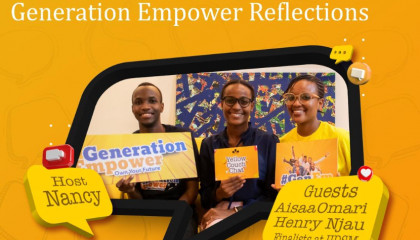 Generation Empower Reflections