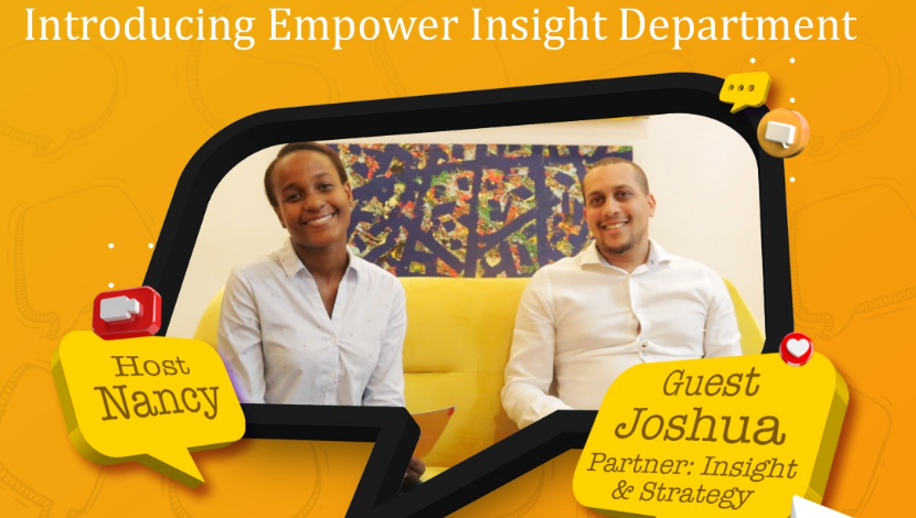 Introducing Empower Insight Department