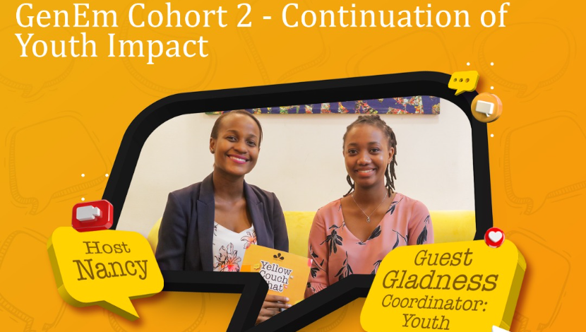GenEm Chort 2 - Continuation of Youth Impact