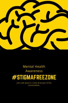 #StigmaFreeZone