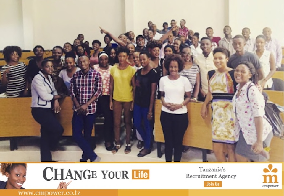 Youth Empowerment: Speaking at Unilever Future Leaders Development Programme